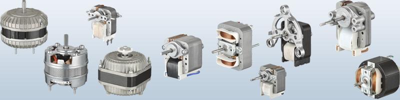Shaded pole type single phase induction motor